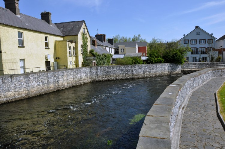 Ennis-flood-scheme