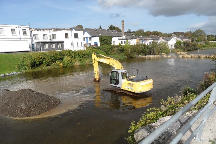 Bandon flood scheme